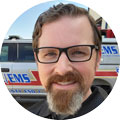 Justin Fairless Speaker Photo | Texas EMS Conference