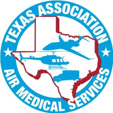 Texas Association of Air Medical Services Logo | Texas EMS Conference